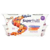 Super Fruitii Blueberry, Strawberry & Goji Berry