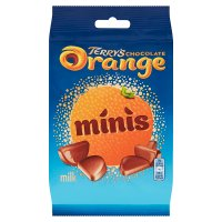 Terry's Chocolate Orange minis sharing bag