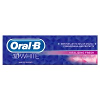 3D White Vitalising Fresh Toothpaste 75ml