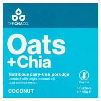 The Chia Co. Oats & Chia Coconut
