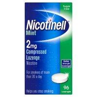 Nicotinell mint lozenge 2mg
