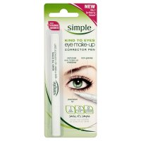 Simple kind to eyes make up corrector pen