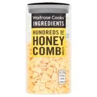 Waitrose Cooks' Homebaking honeycomb nibbles