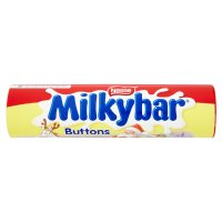 Milkybar Buttons white chocolate Giant Tube