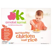Annabel Karmel tasty chicken & rice