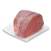 Waitrose Welsh beef top rump/topside roast
