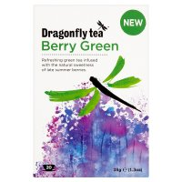 Dragonfly Tea Berry Green 20s