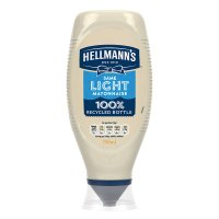 Hellmann's squeezy light mayonnaise