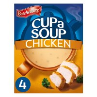 Batchelors 4 cup a soup chicken