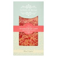 Lewis & Rose Strawberries & Cream White Chocolate