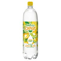 Perfectly Clear still spring water lemon & lime