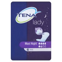 Tena lady maxi night pads