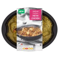 Waitrose Indian Methi Chicken
