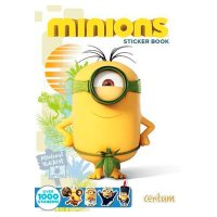 Minions Mega Sticker Book