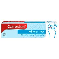 Bayer canesten dual action cream