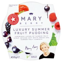 Mary Berry Luxury Summer Fruit Pudding