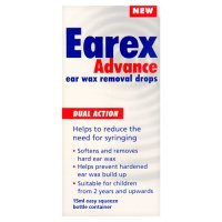 Earex advance drops