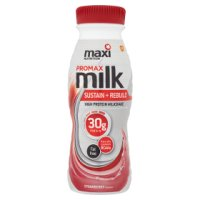 Maximuscle Maxi-milk - strawberry