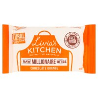 Livia's Kitchen Chocolate Orange Millionaire Bites