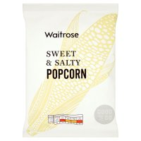 Waitrose GOOD TO GO Sweet & Salty Popcorn