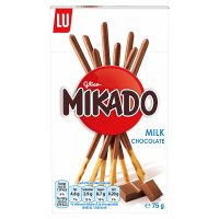 Mikado milk chocolate biscuits