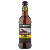 Ossian Supremely Golden Beer