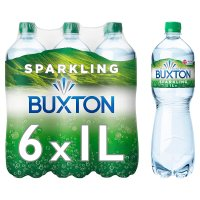 Buxton sparkling mineral water