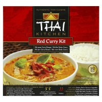 Thai Kitchen red curry dinner kit
