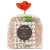 Waitrose LoveLife heyford bloomer sliced bread