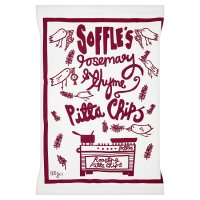 Soffle's Rosemary & Thyme Pitta Chips