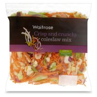 Waitrose Coleslaw mix