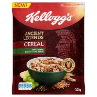 Kellogg's Ancient Legends Cereal Apple, Spelt & Chia