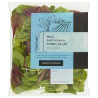 Waitrose 1 seasonal leaves mild