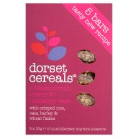 Dorset Cereals 6 Blackcurrant, Cherry & Raspberry Bars