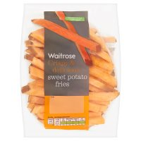 Waitrose Crispy & Delicious Sweet Potato Fries