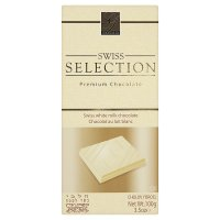 Gross & Co Swiss white milk chocolate