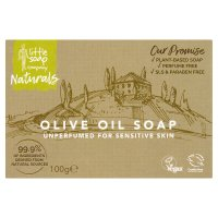 Little Soap Company Olive Oil Bar