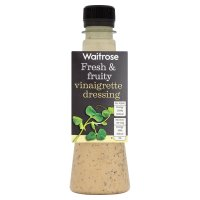 Waitrose vinaigrette dressing