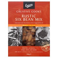 Epicure bean mix - rustic six
