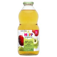 Hipp diluted apple juice with water