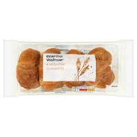 essential Waitrose butter croissants