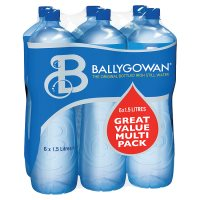 Ballygowan Still Natural Mineral water