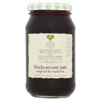 Women's Institute blackcurrant jam