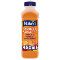 Naked mighty mango smoothie