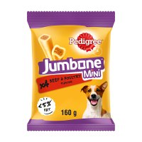 Pedigree 4 mini jumbone with beef