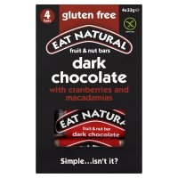 Eat Natural bars cranberries macadamias