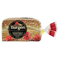 Burgen buckwheat & poppy seed bread