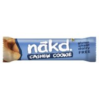 Nakd. cashew cookie