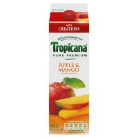 Tropicana apple creations apple & mango