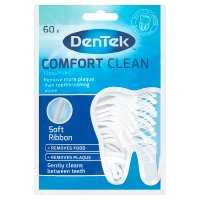 Dentek comfort clean mint floss picks